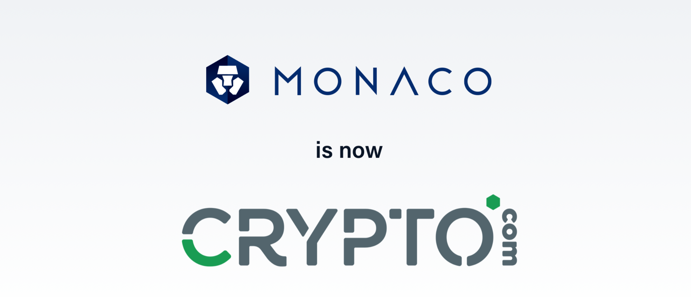 Monaco buys the crypto.com domain name for millions