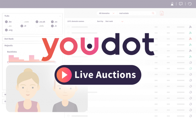 Youdot Live Auctions